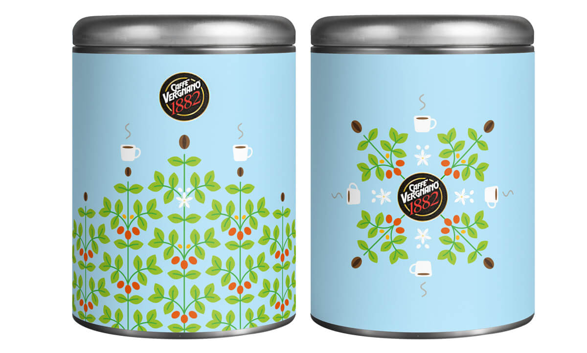 Caffè Vergnano capsule collection
