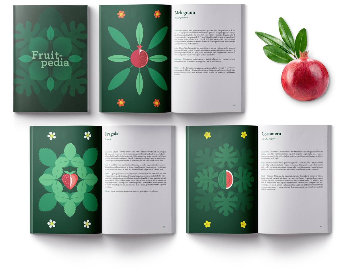 Fruitpedia pages