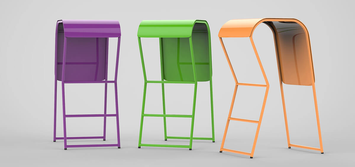 HOP design stool